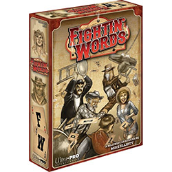 UPE10077-FIGHTIN WORDS CARD GAME