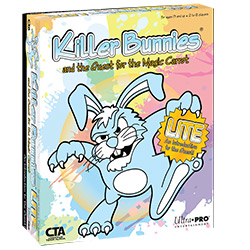 UPE40000-KILLER BUNNIES LITE GAME