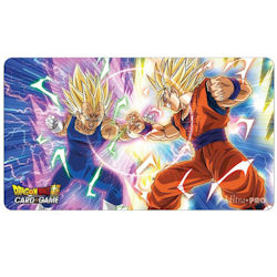 PLAY MAT DBS S4 VEGETA VS GOKU