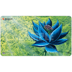 UPPMMTGBL-PLAY MAT MTG BLACK LOTUS