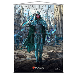 WALL SCROLL M:TG STAINED GLASS JACE