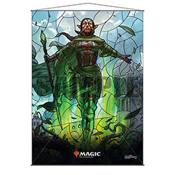 WALL SCROLL M:TG STAINED GLASS NISSA