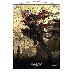 WALL SCROLL M:TG STAINED GLASS SORIN