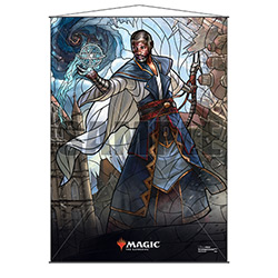 WALL SCROLL M:TG STAINED GLASS TEFERI