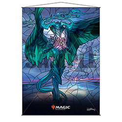 WALL SCROLL M:TG STAINED GLASS UGIN