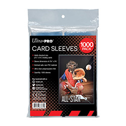 USSCS1000-CARD SLEEVES STOR SAFE 1000CT