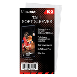 USSCST-CARD SLEEVES TALLBOY