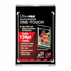USSSD1T130UVB-ONE-TOUCH 3X5 UV 130PT BLACK