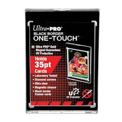 USSSD1TUVB-ONE-TOUCH 3X5 UV 35PT BLACK