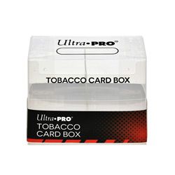 USSTTOBCB-TOPLOADERS TOBACCO SIZE CRD BX