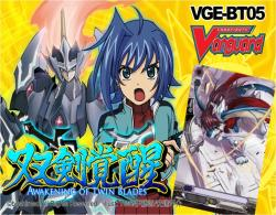 VGEBT05-CARDFIGHT VANGUARD BT05 -OOP