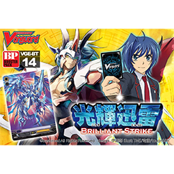 VGEBT14-CARDFIGHT VANGUARD BT14 -OOP