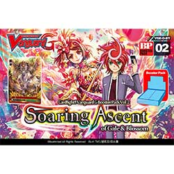 VGEGBT02-CARDFIGHT VANGUARD G BOOSTER PACK 2: SOARING ASCEN