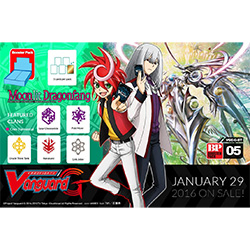 VGEGBT05-CARDFIGHT VANGUARD G BP05