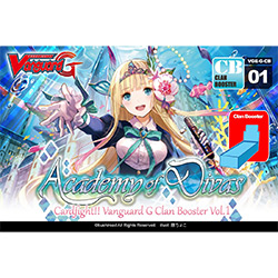 VGEGCB01-CARDFIGHT VANGUARD G CLAN BOOSTER 1: ACADEMY OF DI