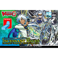 VGEGCB02-CARDFIGHT VANGUARD G-CB02