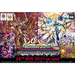 VGEGCB06-CARDFIGHT VANGUARD G CLAN BOOSTER 4: RONDEAU OF CH