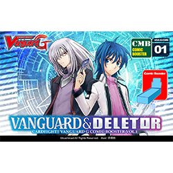 VGEGCMB01-CARDFIGHT VANGUARD G COMIC BOOSTER 1: VANGUARD AND