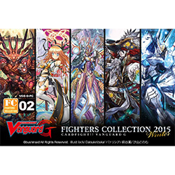 VGEGFC02-CARDFIGHT VANGUARD FIGHTERS COLLECTION 1: FIGHTERS