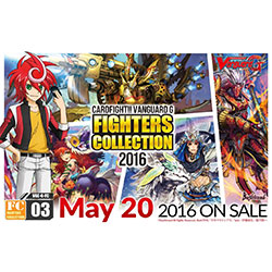 VGEGFC03-CARDFIGHT VANGUARD FIGHTERS COLLECTION 1: FIGHTERS