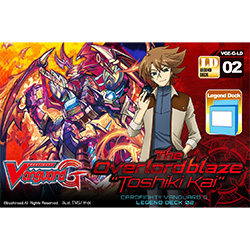 VGEGLD02-CARDFIGHT VANGUARD LEGEND DECK 2: THE OVERLORD BLA