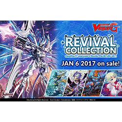 VGEGRC01-CARDFIGHT VANGUARD REVIVAL COLLECTION