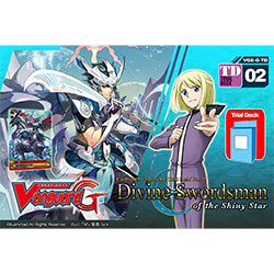 VGEGTD02-CARDFIGHT VANGUARD G TRIAL DECK 2: DIVINE SWORDSMA