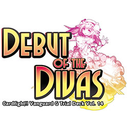 VGEGTD14-CARDFIGHT VANGUARD G TRIAL DECK 14: DEBUT OF THE D