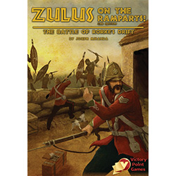 VPG12019-ZULUS ON THE RAMPARTS 2ND ED