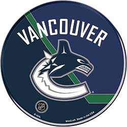 WCHDE3DRVC-DECAL DOME ROUND CANUCKS(12)