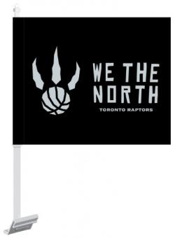 WCKFLCFTRWTN-CAR FLAG RAPTORS WE THE NORTH