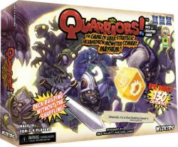 WK70939-QUARRIORS! DICE BUILDING GAME