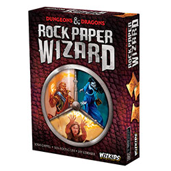 WK72789-D&D ROCK PAPER WIZARD GAME