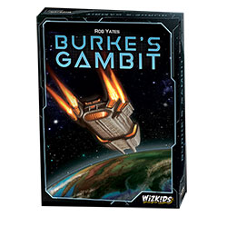 WK72790-BURKE'S GAMBIT DICE GAME