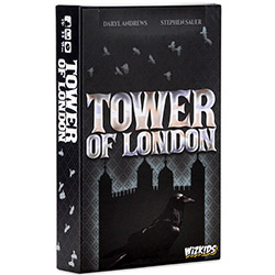 WK72805-TOWER OF LONDON BOARD GAME