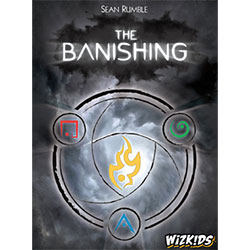 WK72814-THE BANISHING CARD GAME