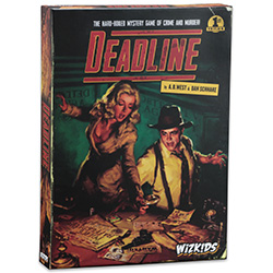 WK72928-DEADLINE MYSTERY GAME