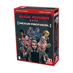 WK73049-BLADE RUNNER 2019 NEXUS PROTOCOL GAME