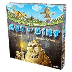 WK73079-AGE OF DIRT GAME/ UNCIVILIZATN