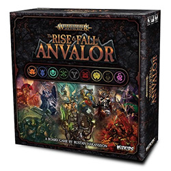 WK73140-WARHAMMER RISE&FALL OF ANVALOR