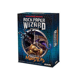 WK73142-ROCK PAPER WIZARD EXP