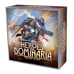 WK73310-MTG HEROES OF DOMINARIA SE