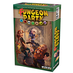 WK73428-FUNGEON PARTY GAME
