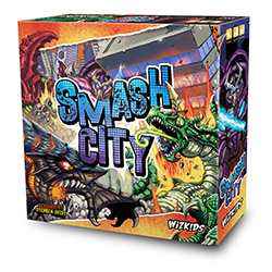WK73454-SMASH CITY BOARD GAME