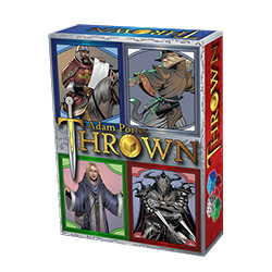 WK73456-THROWN TRICK-TAKING GAME