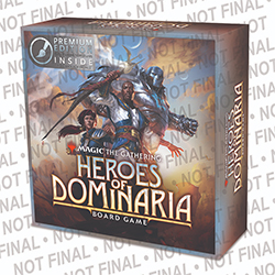 WK73468-MTG HEROES OF DOMINARIA PE