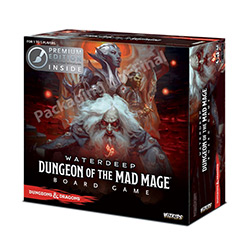 WK73591-D&D WATERDEEP DUNGEON MAD MAGE