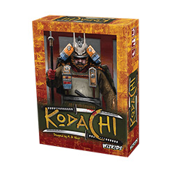 WK73761-KODACHI BOARD GAME