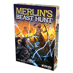 WK73765-MERLIN'S BEAST HUNT GAME