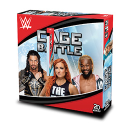 WK87508-WWE CAGE BATTLE GAME